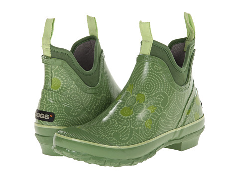 Bogs - Harper Batik (Green) Women's Waterproof Boots