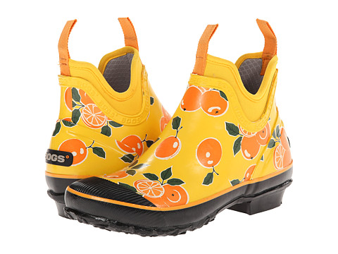 Bogs - Harper Fruit (Orange) Women's Waterproof Boots