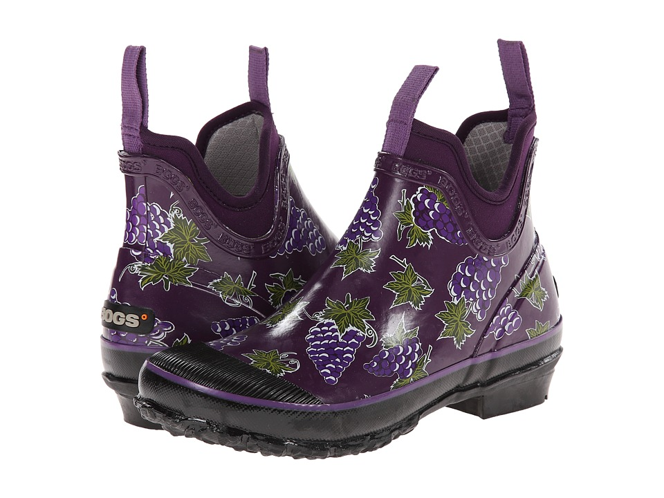 Bogs - Harper Fruit (Grape) Women's Waterproof Boots