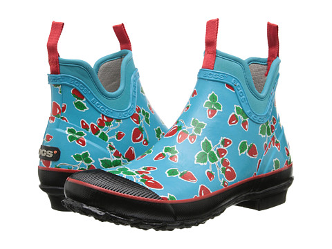Bogs - Harper Fruit (Strawberry) Women's Waterproof Boots