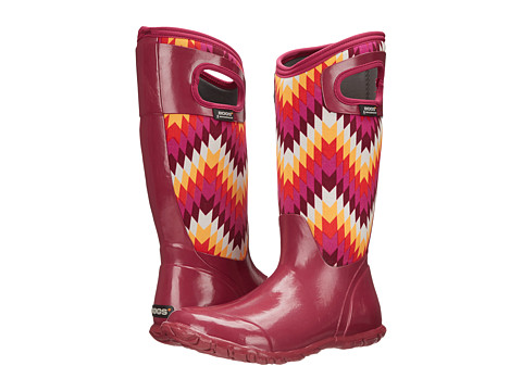Bogs - North Hampton Native (Berry Multi) Women's Waterproof Boots