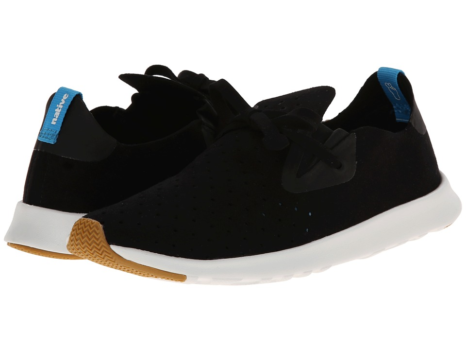 Native Shoes - Apollo Moc (Jiffy Black/Shell White) Shoes