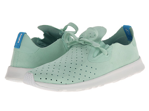 Native Shoes - Apollo Moc (Glass Green/Shell White Rubber) Shoes