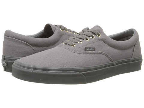 Vans - Era ((Gold Mono) Gargoyle) Skate Shoes