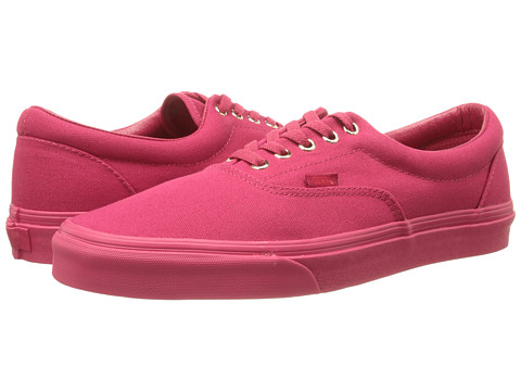 Vans - Era ((Gold Mono) Crimson) Skate Shoes