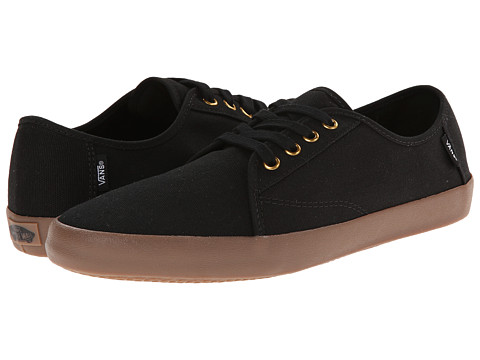 Vans - Costa Mesa (Black/Gum) Men