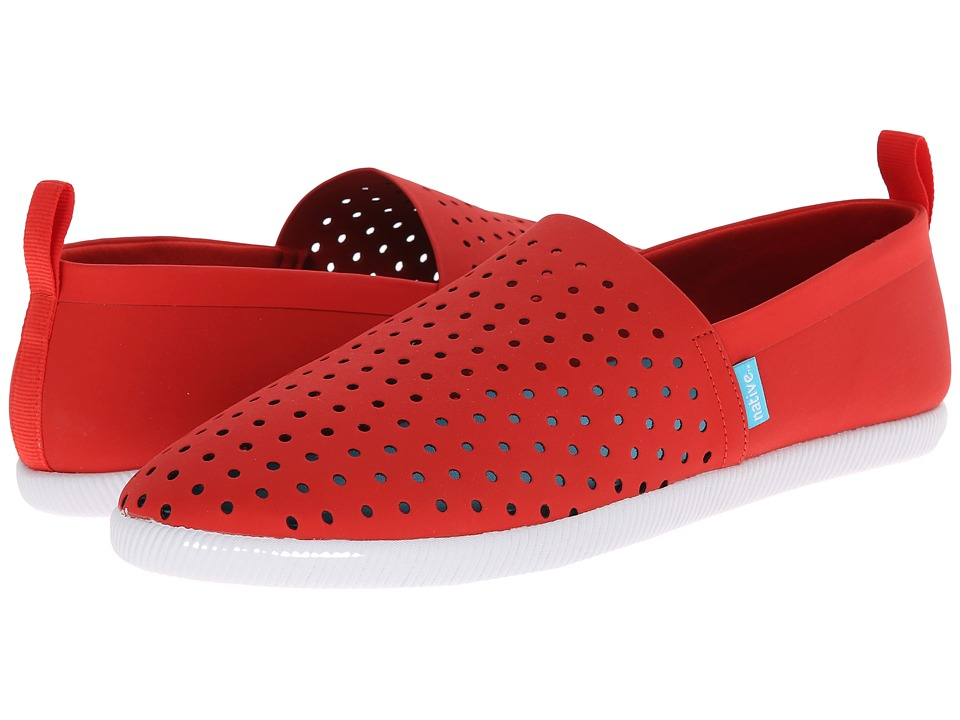 Native Shoes - Venice (Torch Red/Shell White) Shoes