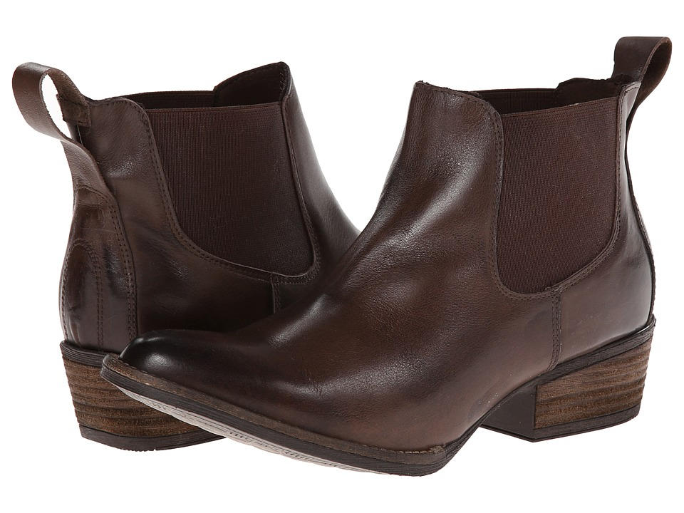 Gabriella Rocha - Shetland (Brown Vintage Leather) Women's Pull-on Boots