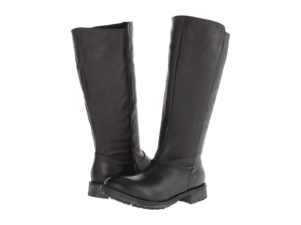 Gabriella Rocha - Appaloosa Wide Calf (Black Vintage Leather) Women