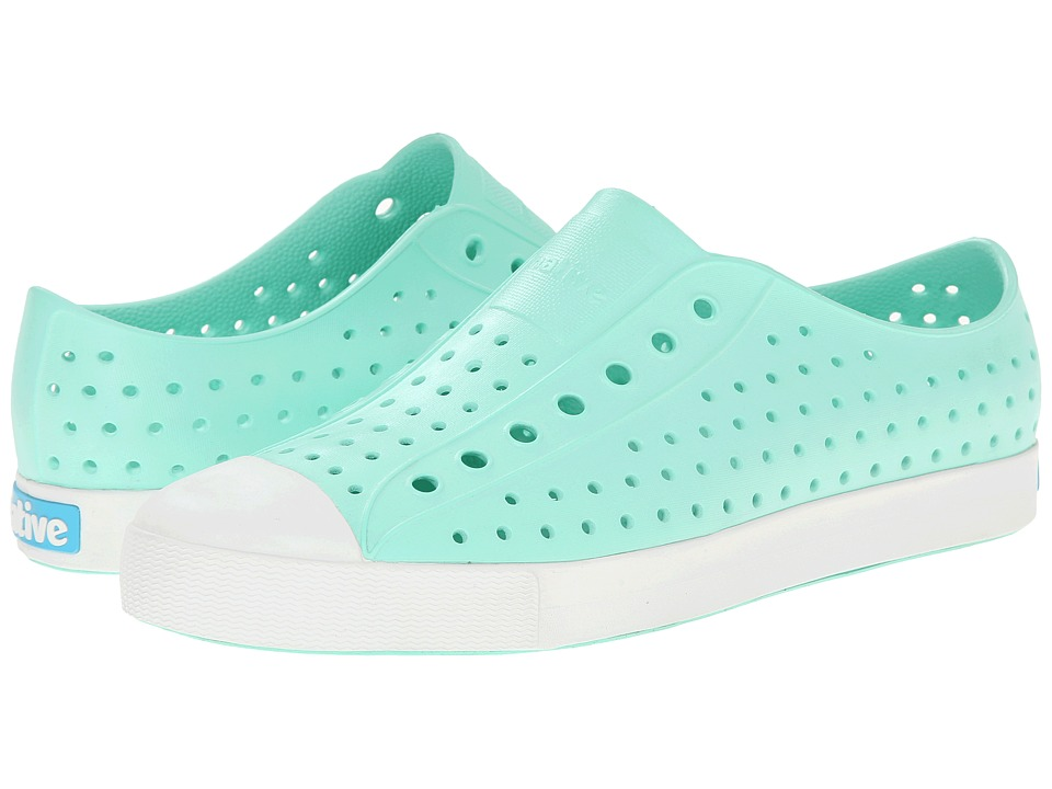 Native Shoes - Jefferson (Glass Green/Shell White) Shoes