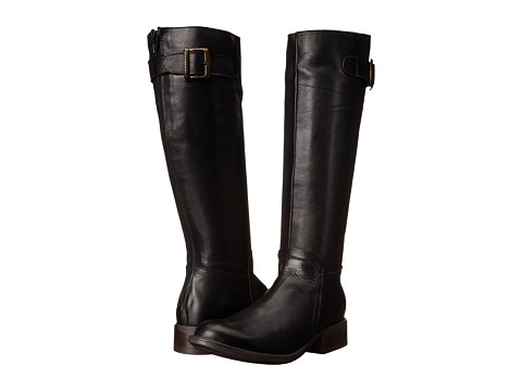 Gabriella Rocha - Thoroughbred (Black Vintage Leather) Women's Zip Boots