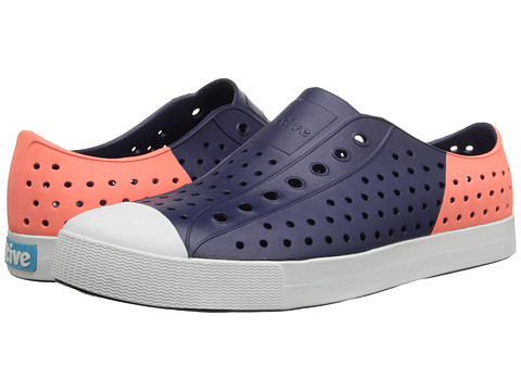 Native Shoes - Jefferson (Regatta Blue/Popstar Print) Shoes