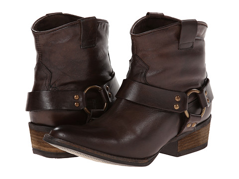Gabriella Rocha - Harness (Brown Vintage Leather) Women's Pull-on Boots