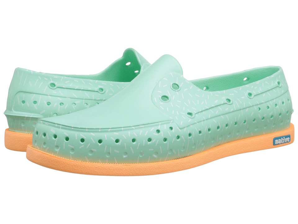 Native Shoes - Howard (Glass Green/Sprinkle Print) Shoes