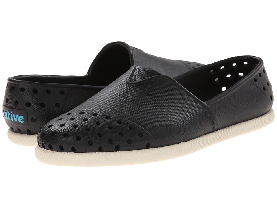 Native Shoes Verona (Jiffy Black/Bone White) Shoes