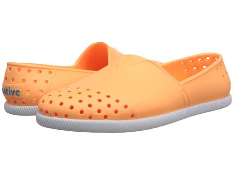 Native Shoes - Verona (Lazer Orange/Shell White) Shoes