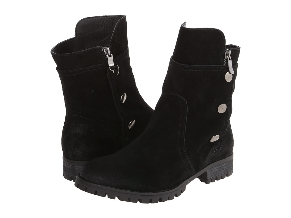 Chinese Laundry - Farfetch Distress (Black) Women's Pull-on Boots