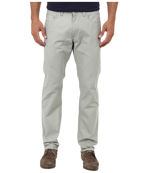 Perry Ellis - Slim Fit Coated Jean (Willow Grey) Men's Jeans