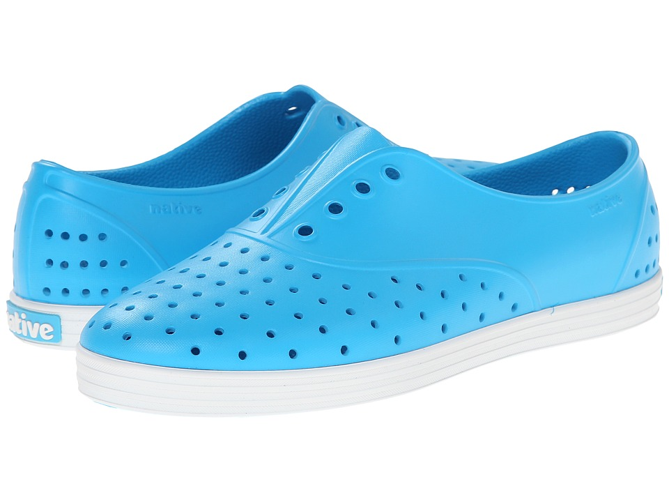 Native Shoes - Jericho (Lucy Blue/Shell White) Women's Shoes