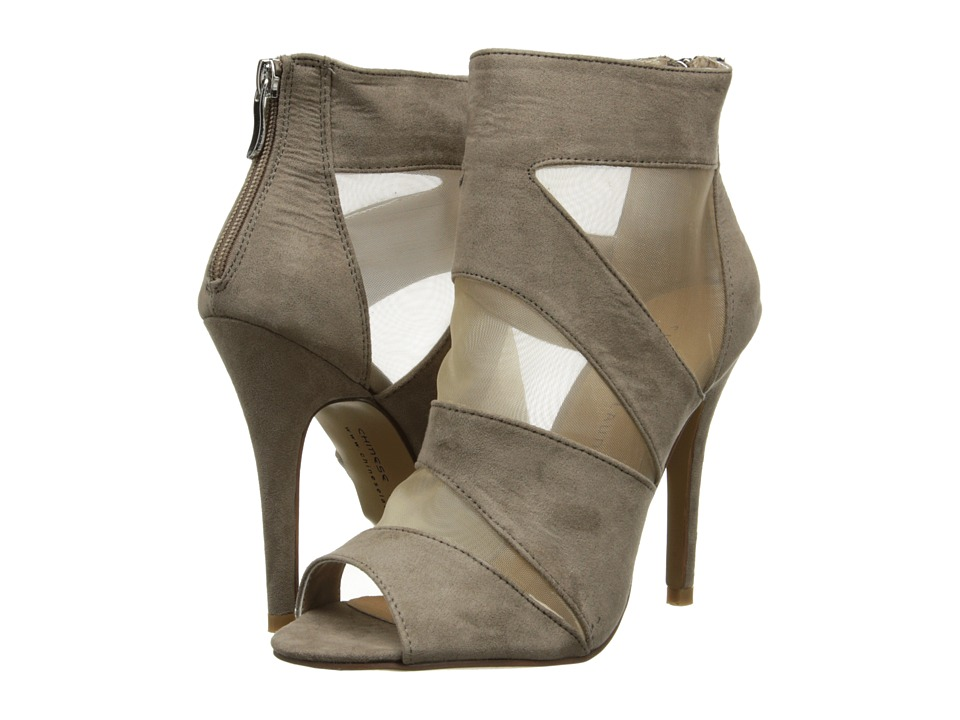 Chinese Laundry - Jasper Micro Suede (Toffee) High Heels