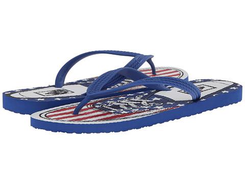Vans - Hanelei ((Authentic) Stars & Stripes) Men's Sandals