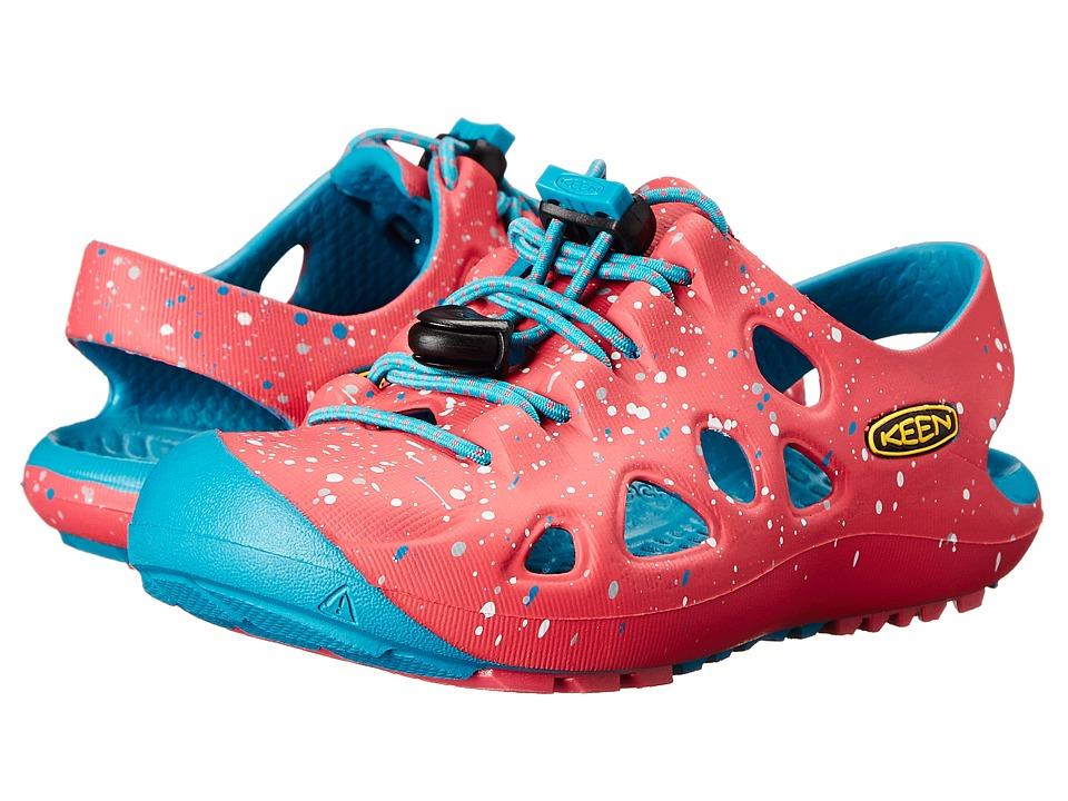 Keen Kids Rio (Toddler/Little Kid) (Honeysuckle/Capri) Girls Shoes