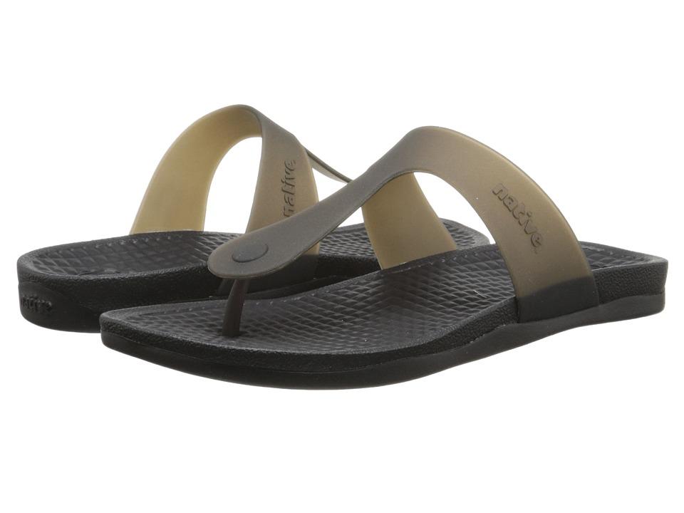 Native Shoes - Blanca (Jiffy Black/Jiffy Black) Women