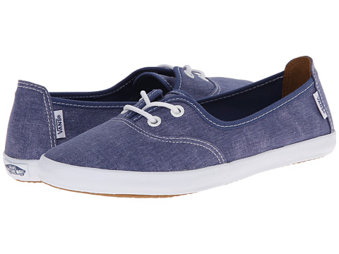 Vans - Solana ((Washed Canvas) Stv Navy) Women's Skate Shoes