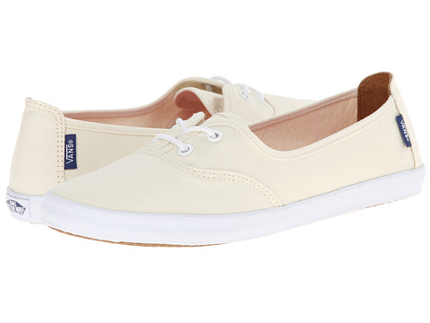 Vans - Solana (Marshmallow) Women's Skate Shoes