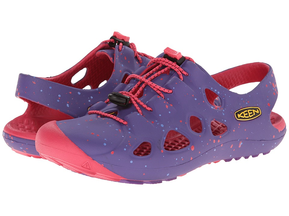 Keen Kids - Rio (Little Kid/Big Kid) (Purple Heart/Honeysuckle) Girls Shoes