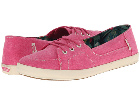 Vans - Palisades Vulc W ((Washed Canvas) Fuchsia Purple) Women