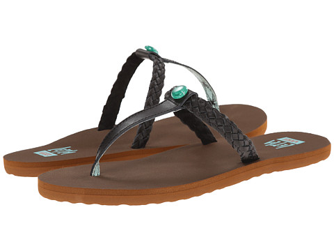 Vans - Krista Braid ((Leila) Black) Women's Sandals