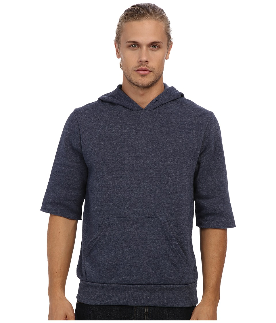 Alternative - 3/4 Hoodlum (Eco True Navy) Men's Clothing