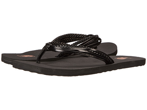 Vans - Malta Strappy (Black) Women's Sandals