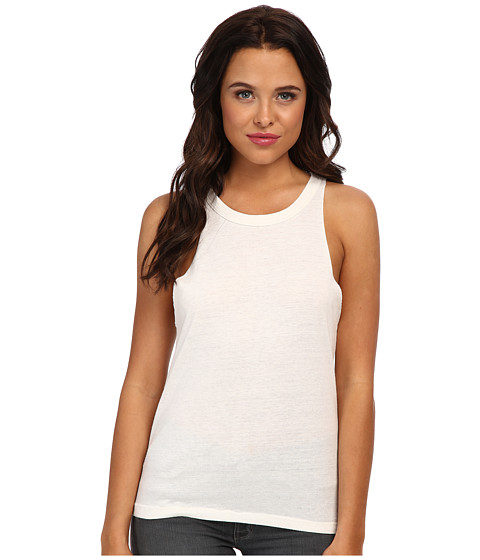 Alternative - Eco Jersey Muscle Tank (Eco Ivory) Women's Sleeveless