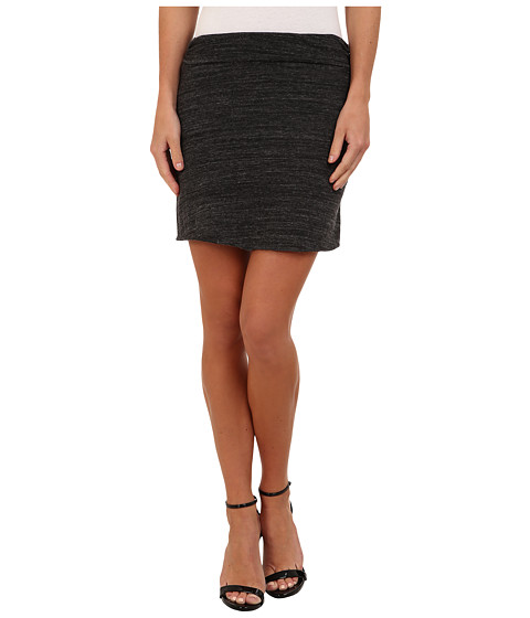 Alternative - Eco Jersey Mini Skirt (Eco Black) Women's Skirt