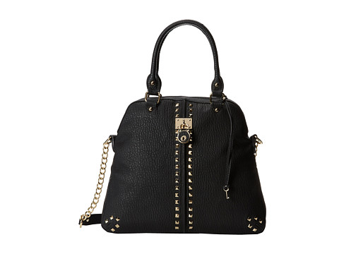 Gabriella Rocha - Oversized Purse (Black) Satchel Handbags