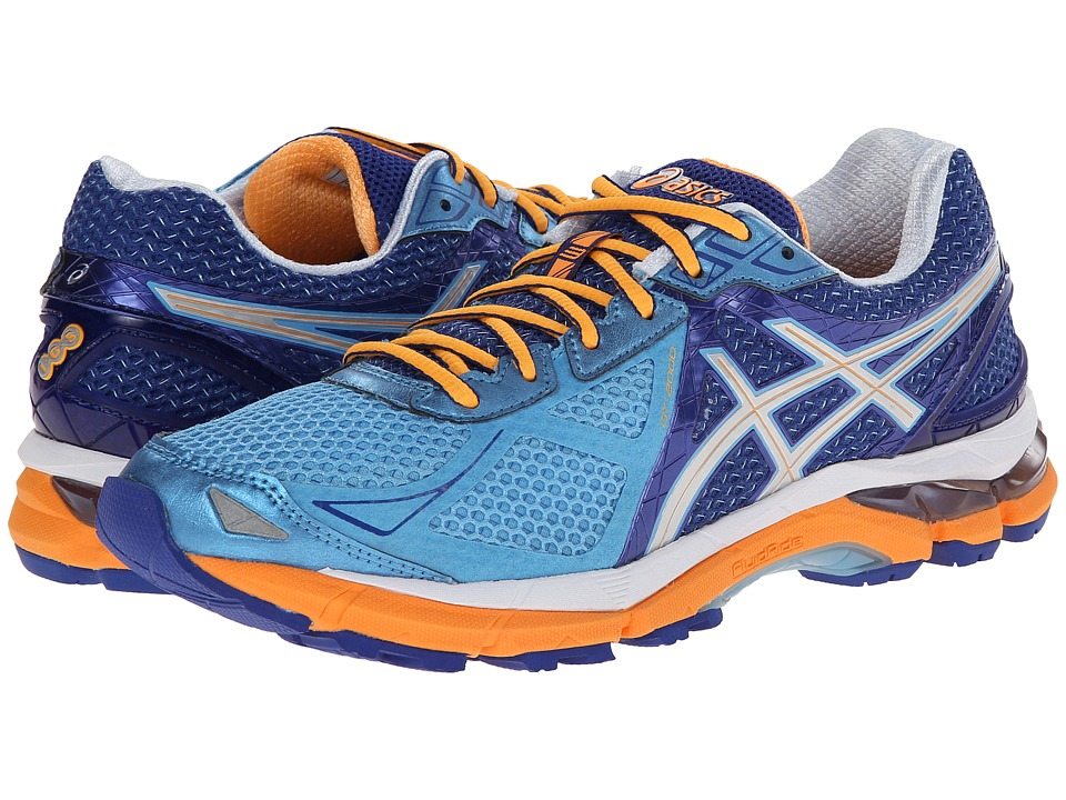 ASICS - GT-2000 3 (Soft Blue/Silver/Deep Blue) Women