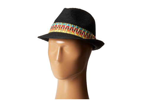 Gabriella Rocha - Fedora 1 (Black) Fedora Hats