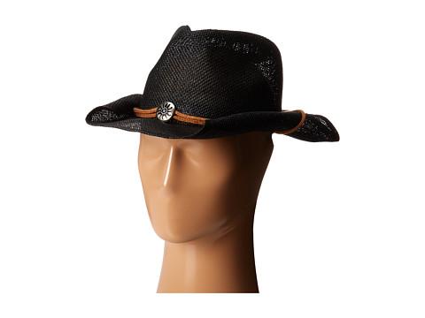 Gabriella Rocha - Cowboy Hat (Black) Cowboy Hats