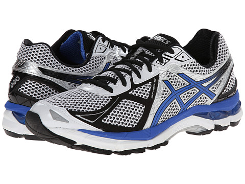 ASICS - GT-2000 3 (White/Royal/Black) Men's Running Shoes