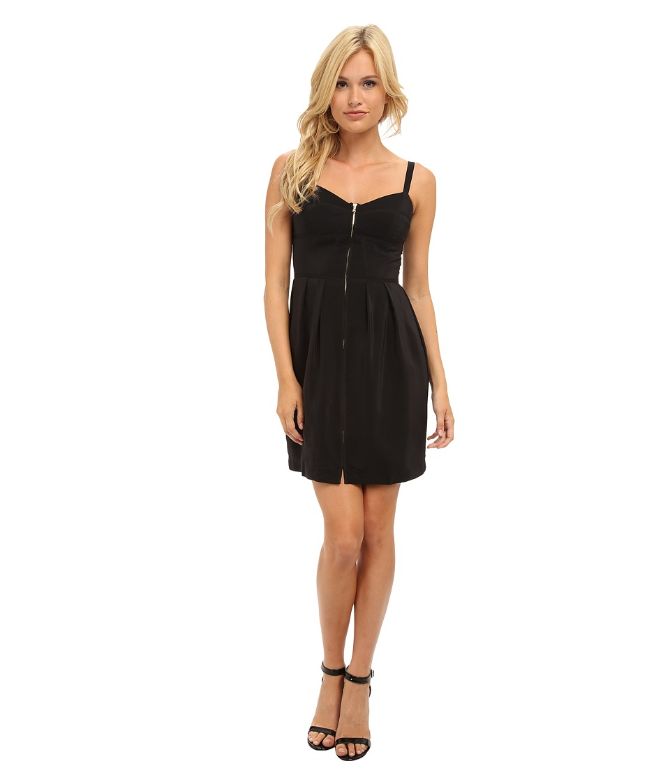 Amanda Uprichard - Corset Nadia Dress (Black) Women's Dress