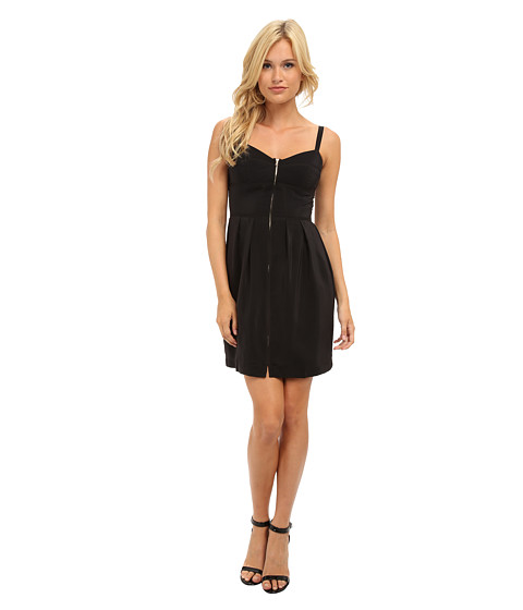 Amanda Uprichard - Corset Nadia Dress (Black) Women