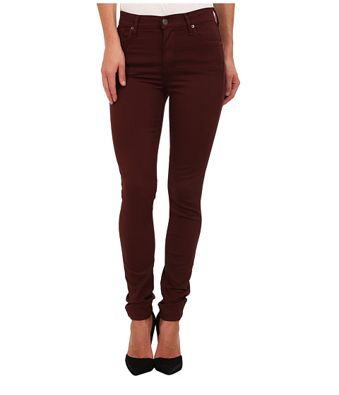 A Gold E - Sophie High Rise Skinny in Boysenberry (Boysenberry) Women's Jeans