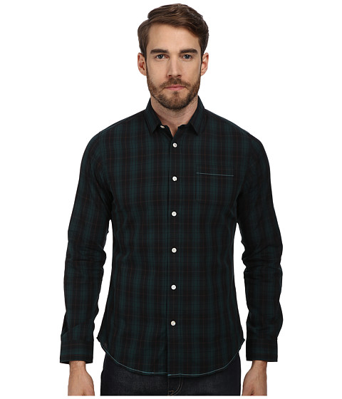 Descendant Of Thieves - Mad Plaid (Blackwatch Green) Men