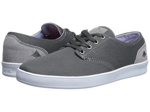 Emerica - The Romero Laced (Dark Grey/White) Men