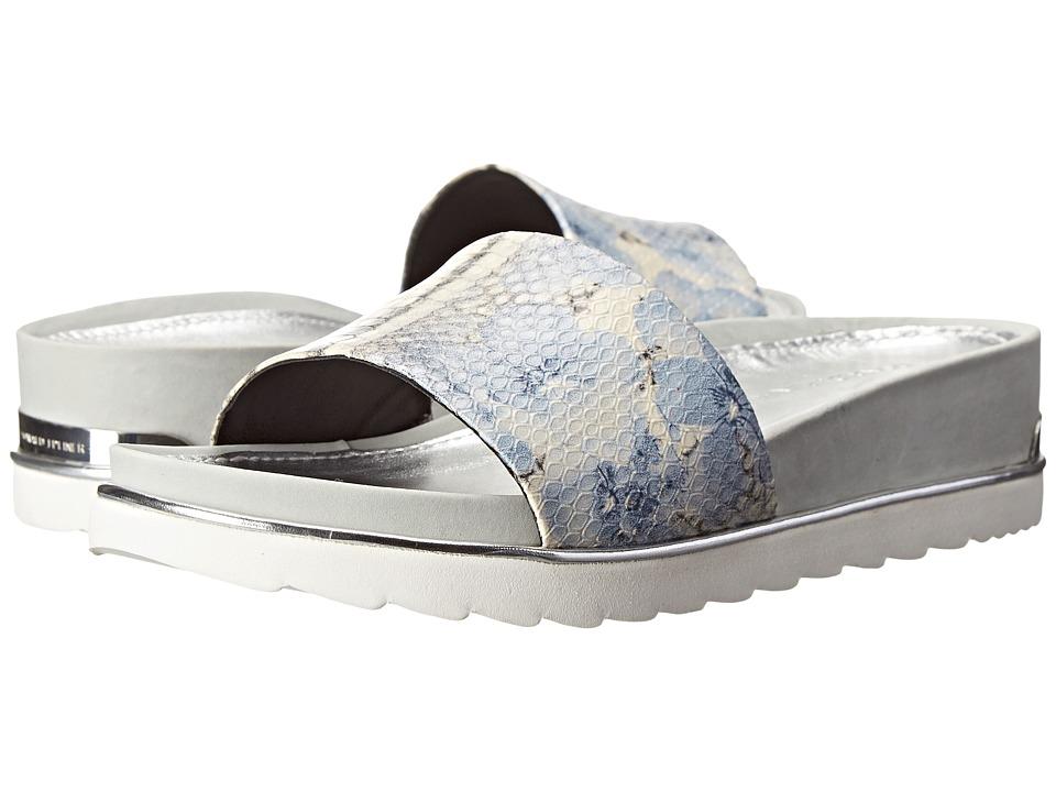 Donald J Pliner - Cava (Marine Snake Fleur) Women's Sandals