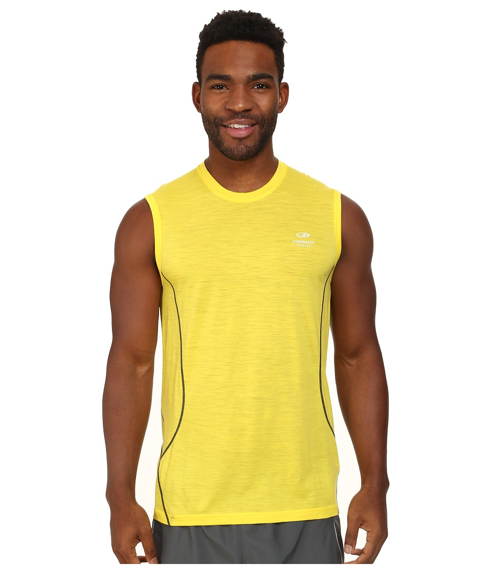 Icebreaker - Aero Tank (Fuse) Men's Sleeveless