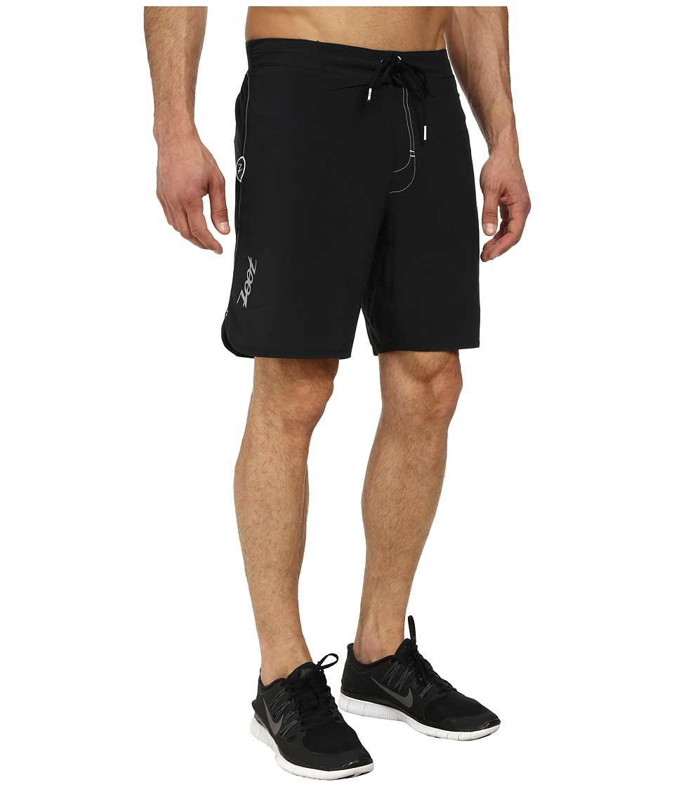 Zoot Sports - Run 101 8 Short (Black/Black) Men's Shorts