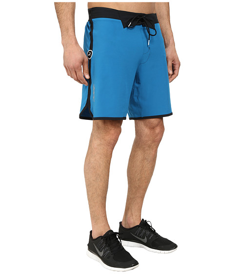 Zoot Sports - Run 101 8 Short (Blutonium/Black) Men's Shorts